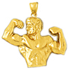 bodybuilding charms