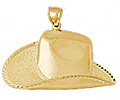 cowboy hat charms