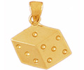 14k gold gaming jewelry