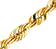 14k gold rope chains