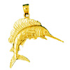sailfish charm