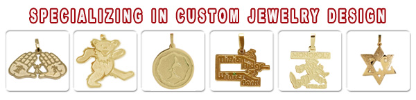 Specializing in Custom Made Jewelry Designs