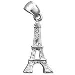 925 sterling silver 3d paris eiffel tower charm