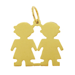 14k gold engravable 1